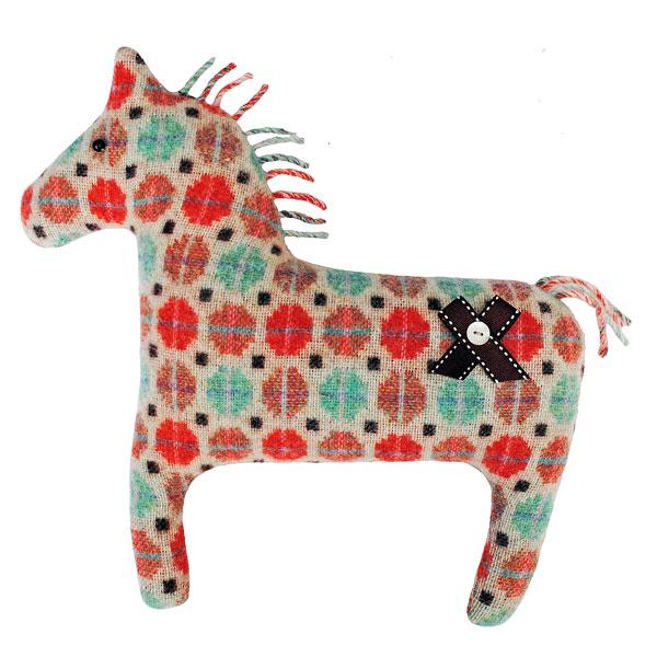 Wool Horse