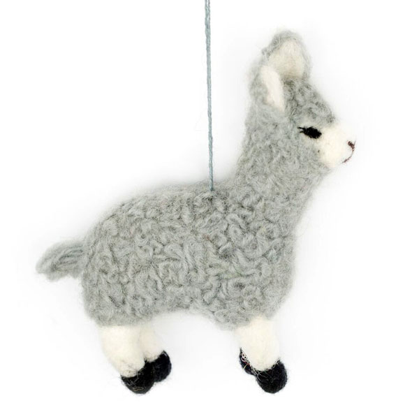 Alpaca Decoration