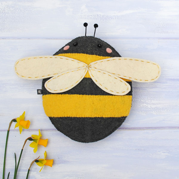 Bee Wall Decoration