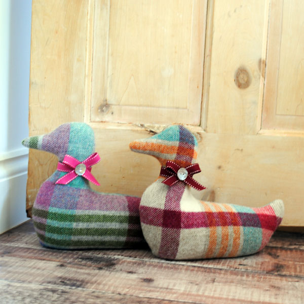 Check Duck Doorstop