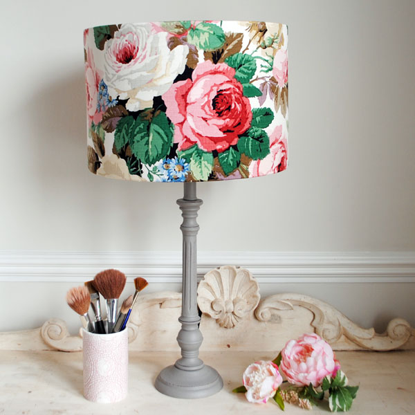 Chelsea Rose Lampshade