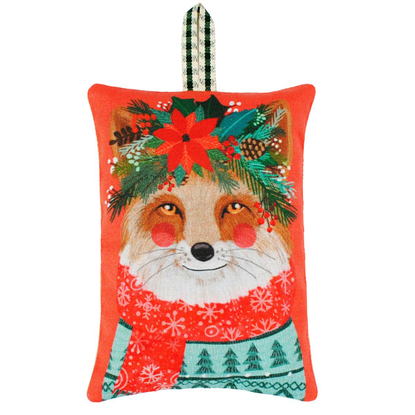 Christmas Friends Lavender Bag