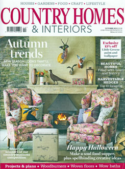Country Homes and Interiors Oct 2013