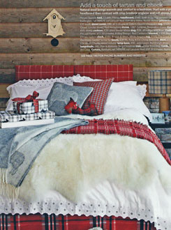 Country Homes and Interiors December 2012