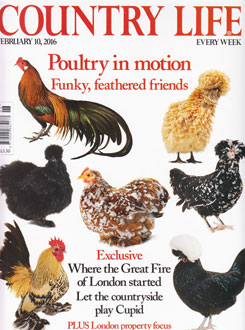 Country Life 10th Feb 2016