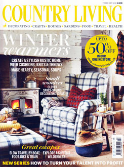 Country Living February 2015