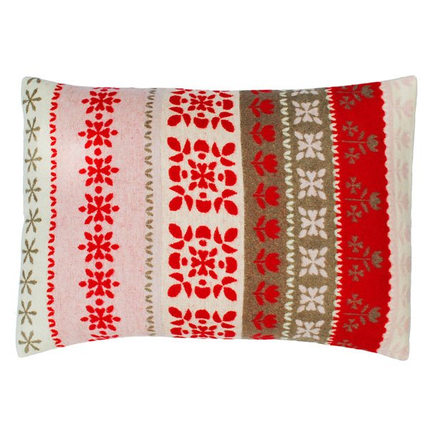 folkloric cushion