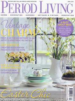Period Living April 2014