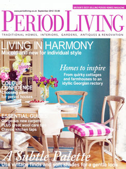 Period Living Sept 2012
