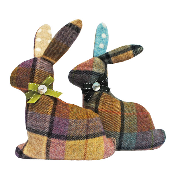 Check Rabbit Doorstop