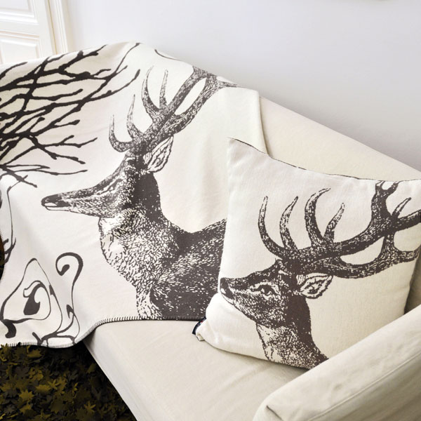 Stag Throw new
